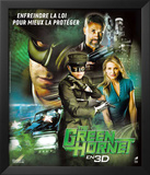 The Green Hornet - French Style Posters