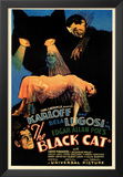 The Black Cat Posters