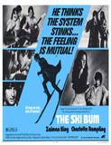 The Ski Bum Posters