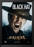 Priest - Black Hat Prints