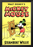 Steamboat Willie Prints