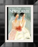 The New Yorker Cover - June 25, 2012 Prints by Gayle Kabaker