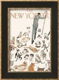 The New Yorker Cover - January 21, 2013 Print by Barry Blitt
