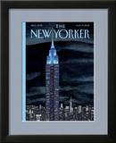 The New Yorker Cover - November 19, 2012 Poster by Mark Ulriksen