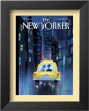 The New Yorker Cover - June 25, 2007 Print by Lou Romano