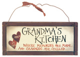 Spoiled Grandkids Wood Sign Wood Sign