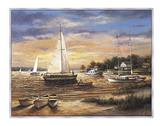 Morning Sail Prints by T. C. Chiu