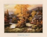 Smokeyhill Valley Prints by T. C. Chiu