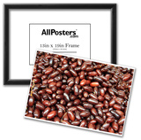 Brown Dates (Pile) Art Poster Print Print
