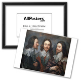 Anthony van Dyck (Portrait of Charles I, King of England) Art Poster Print Prints
