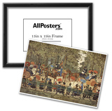 Maurice Brazil Prendergast (Central Park, New York) Art Poster Print Prints
