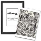 Lucas Cranach (Werewolf) Art Poster Print Prints