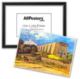 Alfred Sisley Aqueduct in Port Marly Art Print Poster Prints