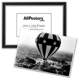 Balloonist at Brandon Balloon Festival Archival Photo Poster Poster