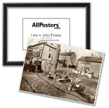 Bedbug Alley 1912 Archival Photo Poster Print Posters