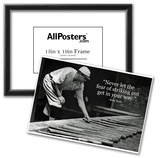 Babe Ruth Striking Out Famous Quote Archival Photo Poster Posters