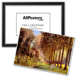 Alfred Sisley Rest at the River Bank Art Print Poster Photo