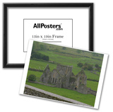 Cashel Castle (Ruins) Art Poster Print Prints