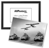 Army Tanks M4 Archival Photo Poster Print Posters