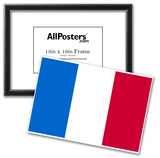 France National Flag Poster Print Poster