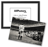 Babe Ruth Retirement New York Yankees Archival Photo Sports Poster Prints