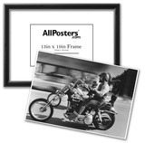 King's Kids Motorcycle Club 1979 Archival Photo Poster Posters