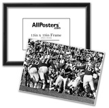 Johnny Unitas In Action Archival Photo Sports Poster Print Posters