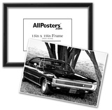 1970 Plymouth Fury Archival Photo Poster Prints