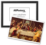 Juan de Juanes (The Last Supper) Art Poster Print Print