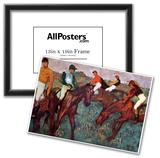Edgar Degas Before the Start Art Print Poster Poster
