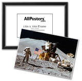 Moon Landing Salute Archival Photo Poster Print Prints