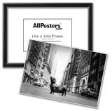 New York City Dog on Madison Avenue 1958 Archival Photo Poster Print Posters