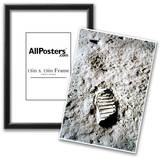 Moon Landing Astronaut Footprint Archival Photo Poster Print Posters