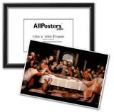 Last Supper religious Jesus Christ Art Print POSTER Posters