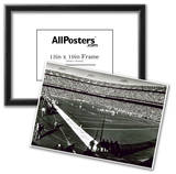 Mile High Stadium Denver Football Archival Photo Sports Poster Poster