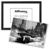 New York City Central Park in Snow 1953 Archival Photo Poster Posters