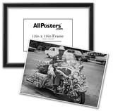 Modified Motorcycle 1972 Archival Photo Poster Posters