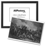 John Trumbull (Battle of Princeton) Art Poster Print Posters
