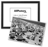 New York Jones Beach 1939 Archival Photo Poster Print Prints