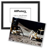 Moon Landing Archival Photo Poster Print Poster