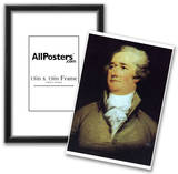 Alexander Hamilton (Portrait, Color) Art Poster Print Prints