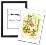 Beatrix Potter The Tale Of Peter Rabbit Art Print Poster Prints