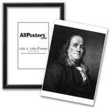 Benjamin Franklin (Portrait) Art Poster Print Posters