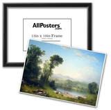 Asher Brown Durand Pastoral Landscape Art Print Poster Prints