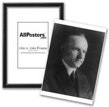 Calvin Coolidge (Portrait) Art Poster Print Prints