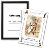 Beatrix Potter Jemima Puddle-Duck Art Print POSTER Fox Posters