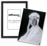Amelia Earhart in White Archival Photo Poster Print Prints