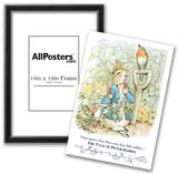 Beatrix Potter Tale Peter Rabbit Art Print POSTER cute Photo
