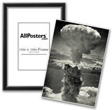 Atomic Bomb Mushroom Cloud Archival Photo Poster Print Posters