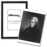Andrew Jackson (Portrait) Art Poster Print Photo